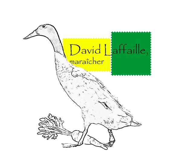 David Laffaille, maraîcher